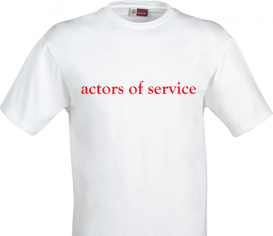 Actors of Service